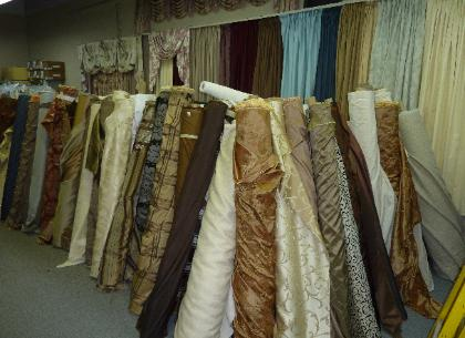 We sell fabric for less come see our collections 647-219-1714